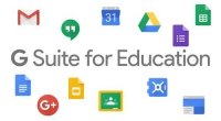 Gsuite for education logos