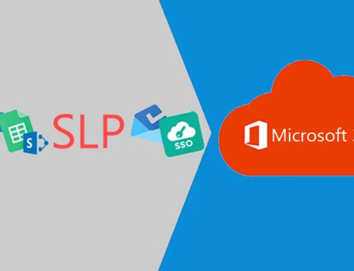 SLP Migration to Microsoft 365 Schools' Tenancy